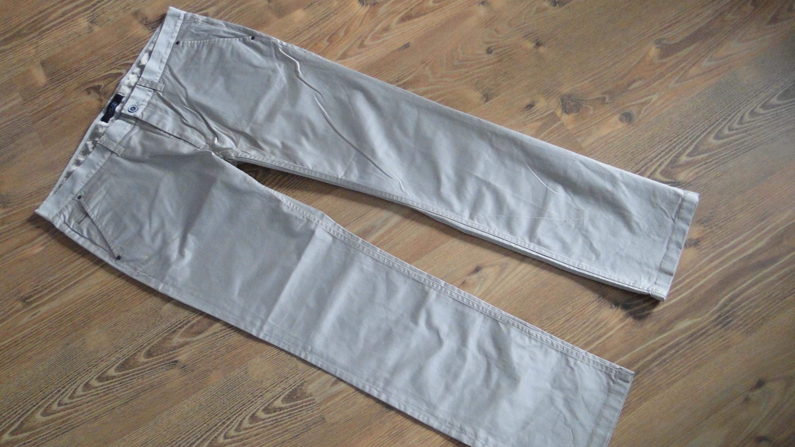Spodnie Zara Man 48