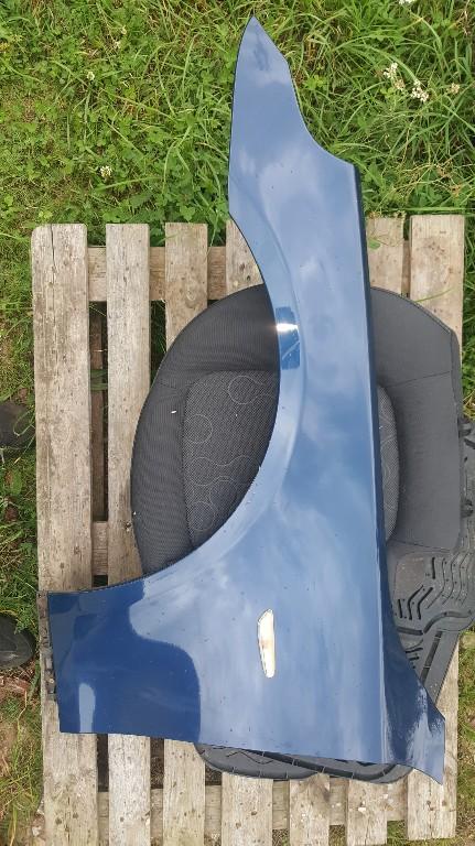 błotnik mysticblau BMW 60 e61 lewy