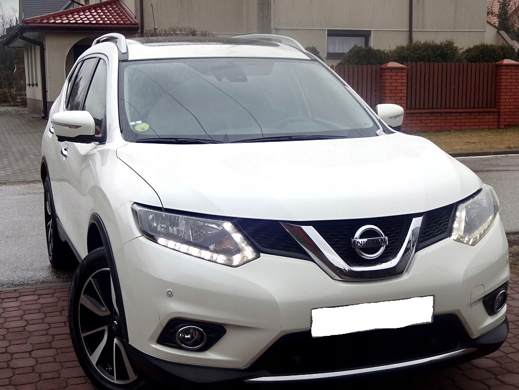 ______ NISSAN X-TRAIL 130PS KAMERY NAVI FULL ____