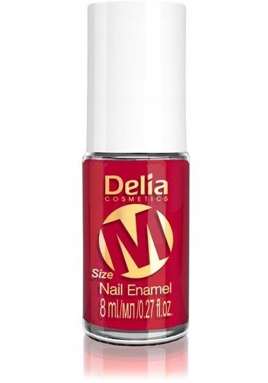 Delia Cosmetics Size M Emalia do paznokci 4.04 8