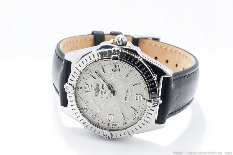 BREITLING WINGS AUTOMATIC REF.:A10050 / KPL.