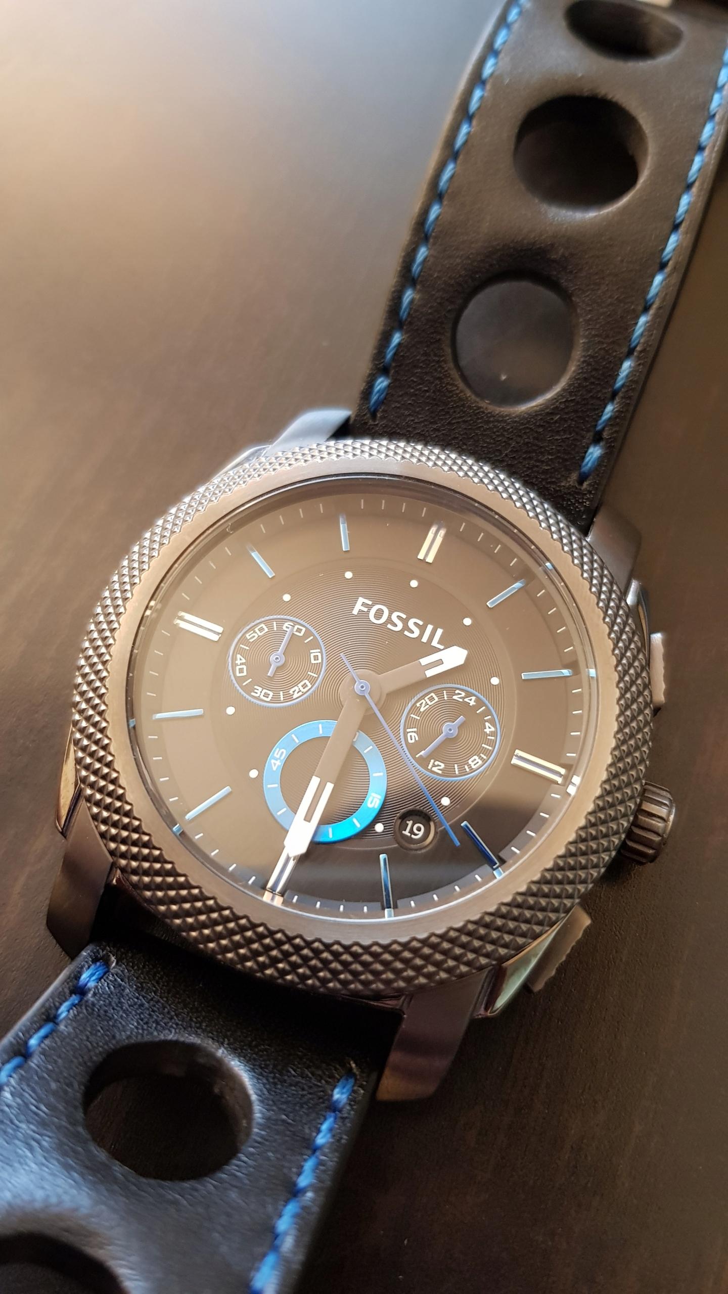 Zegarek Męski FOSSIL Chronograph