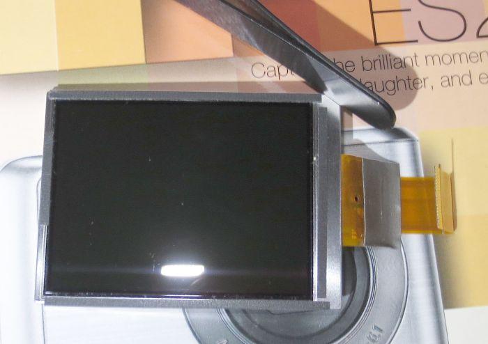 LCD Samsung SL35 ES20 Casio EX-Z33 EX-Z35 Z33 Z35