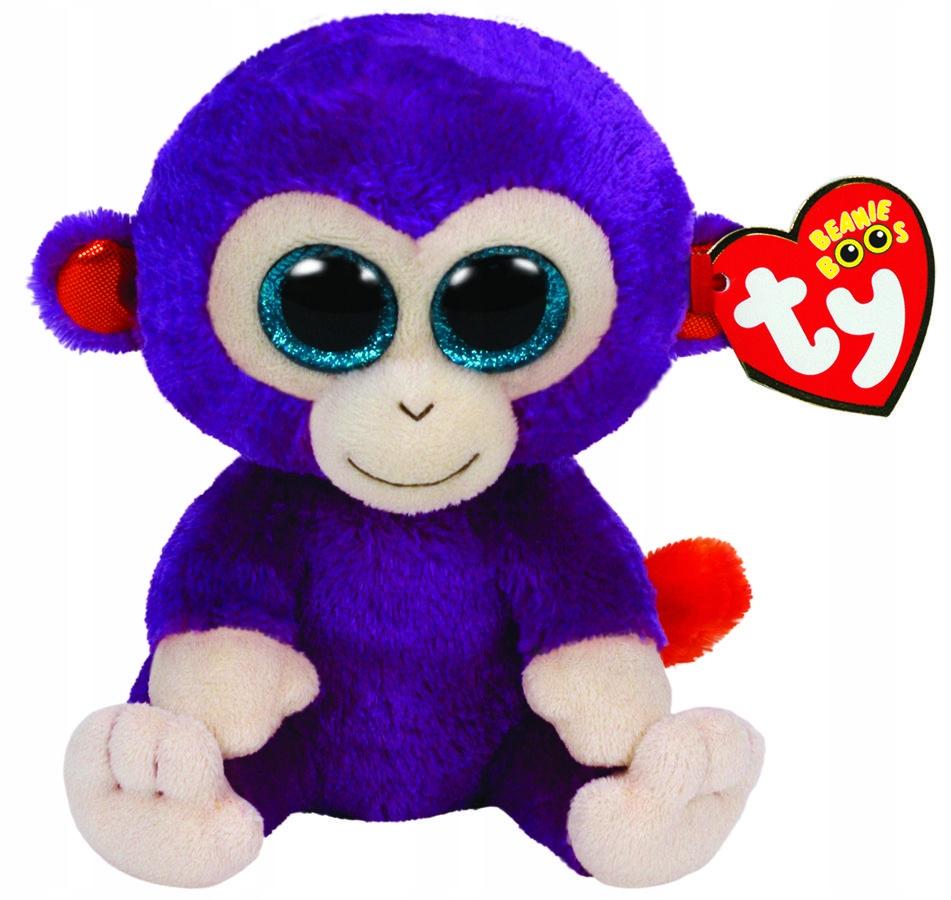 Maskotka małpka Beanie Boos 15cm