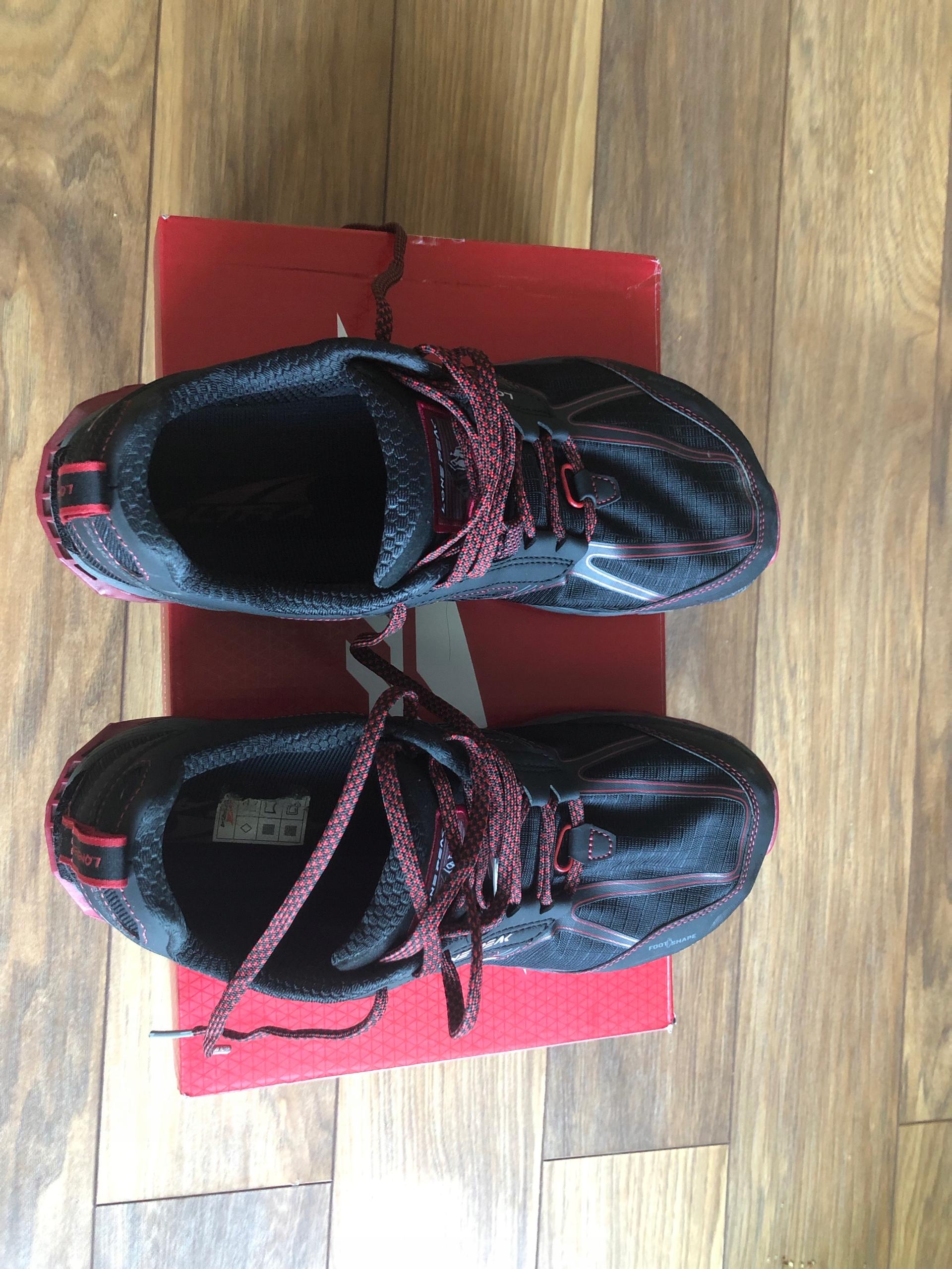 ALTRA buty biegowe trailowe męskie LONE PEAK 4.0