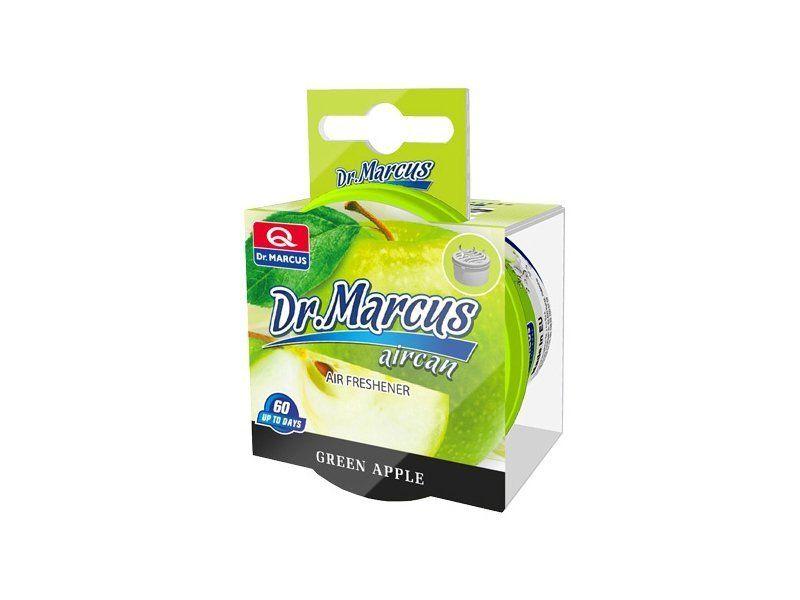 Zapach DR.MARCUS Aircan Green Apple Jabłko 60 dni