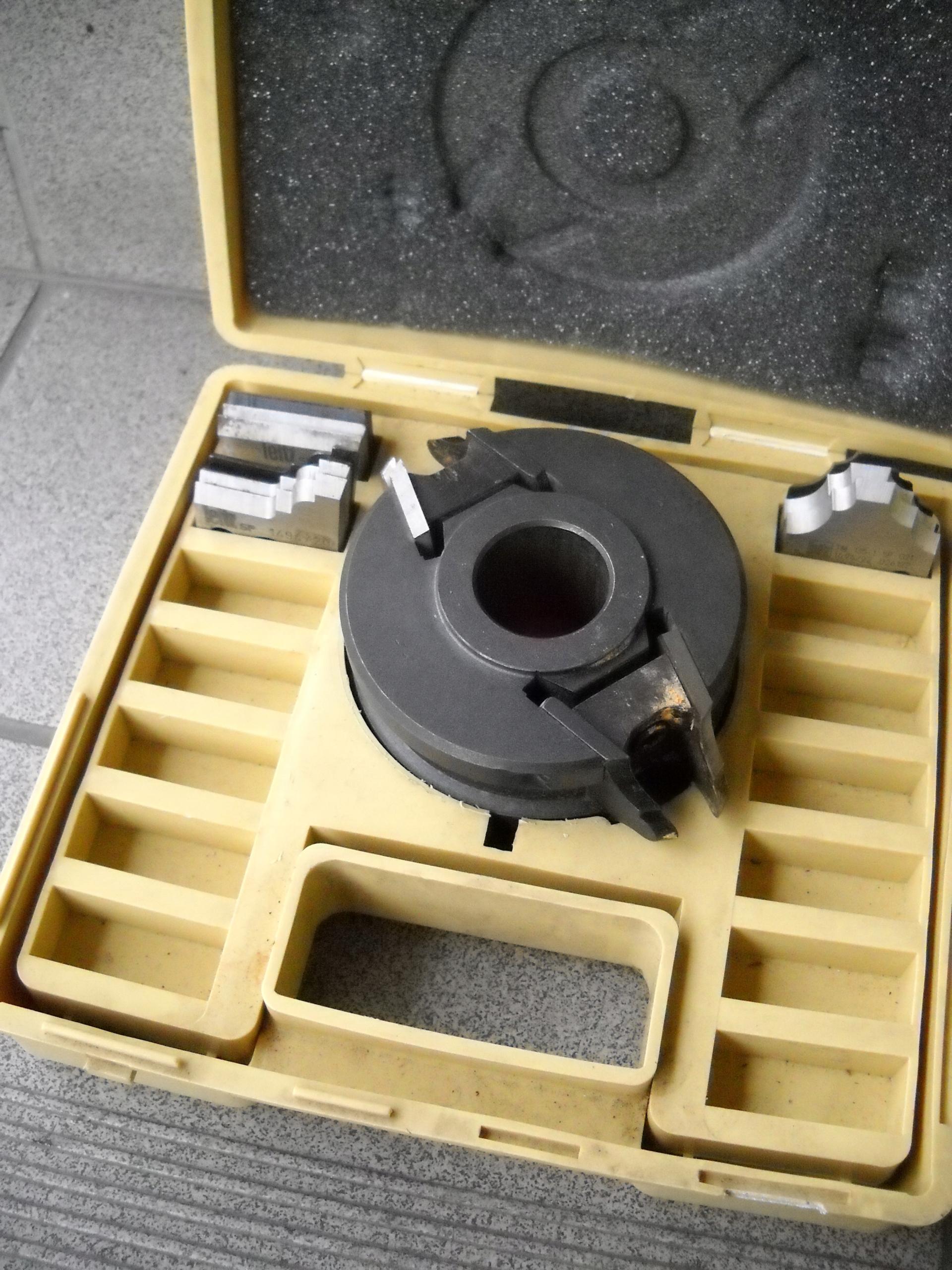 Głowica frezarska Leitz - 93 x 40 x 30.