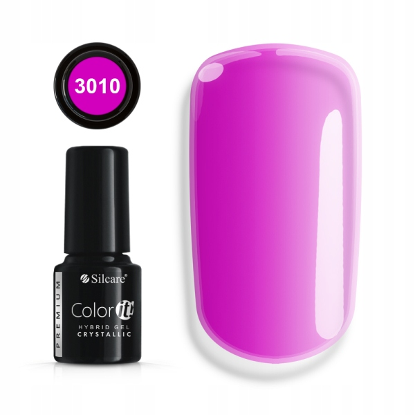 elnl lakier hybrydowy hybryda color it premium3010