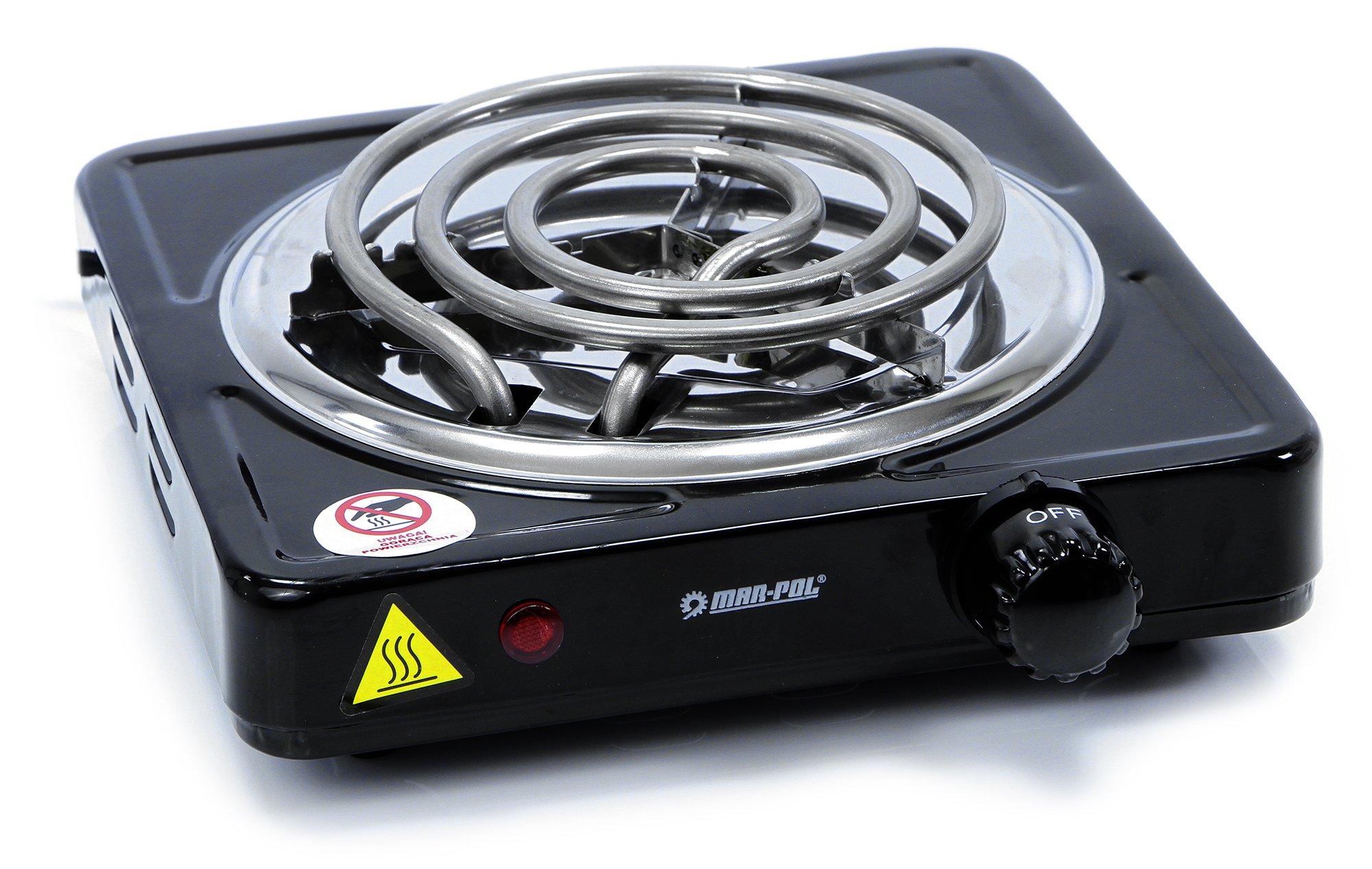 Kuchenka 1000W 230V spirala jednopalnikowa