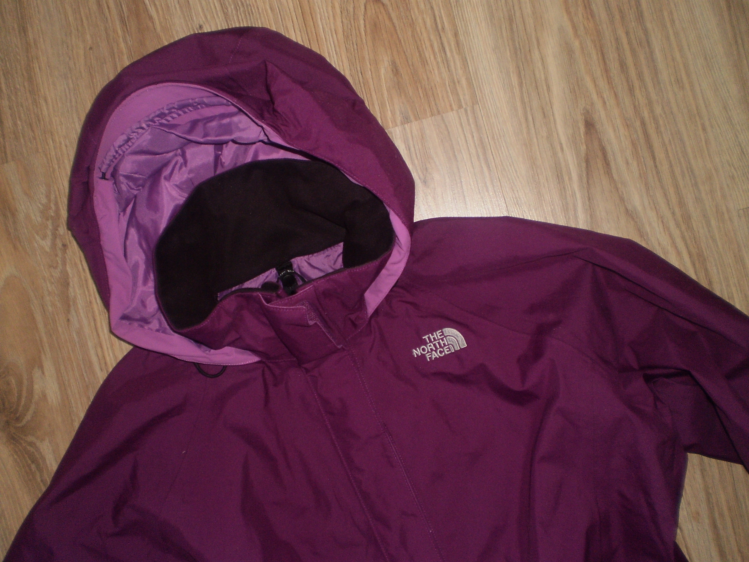 THE NORTH FACE GORE TEX KURTKA DAMSKA M