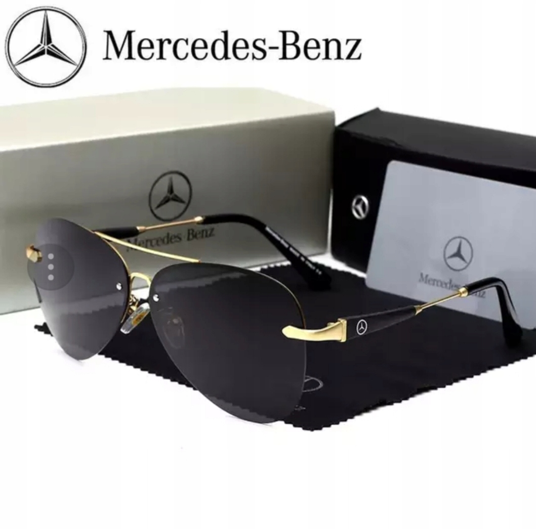 MERCEDES-BENZ Luksusowe Okulary przeciwsłoneczne