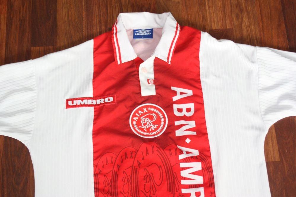~ AJAX AMSTERDAM ~ UMBRO ~ SEZON 1997/98 Roz L