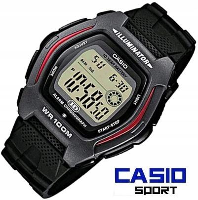 CASIO HDD-600 NA WAKACJE ALARM STOPER WR 100M W-wa