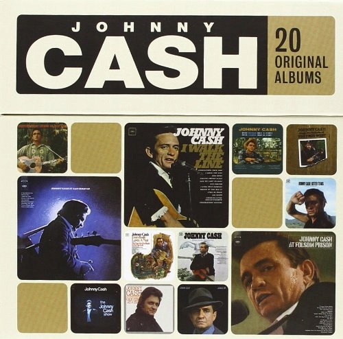 CD Cash, Johnny - Perfect Johnny Cash.. .. Collect