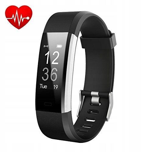 Zegarek fitness z pulsometrem HETP Fitness Tracker