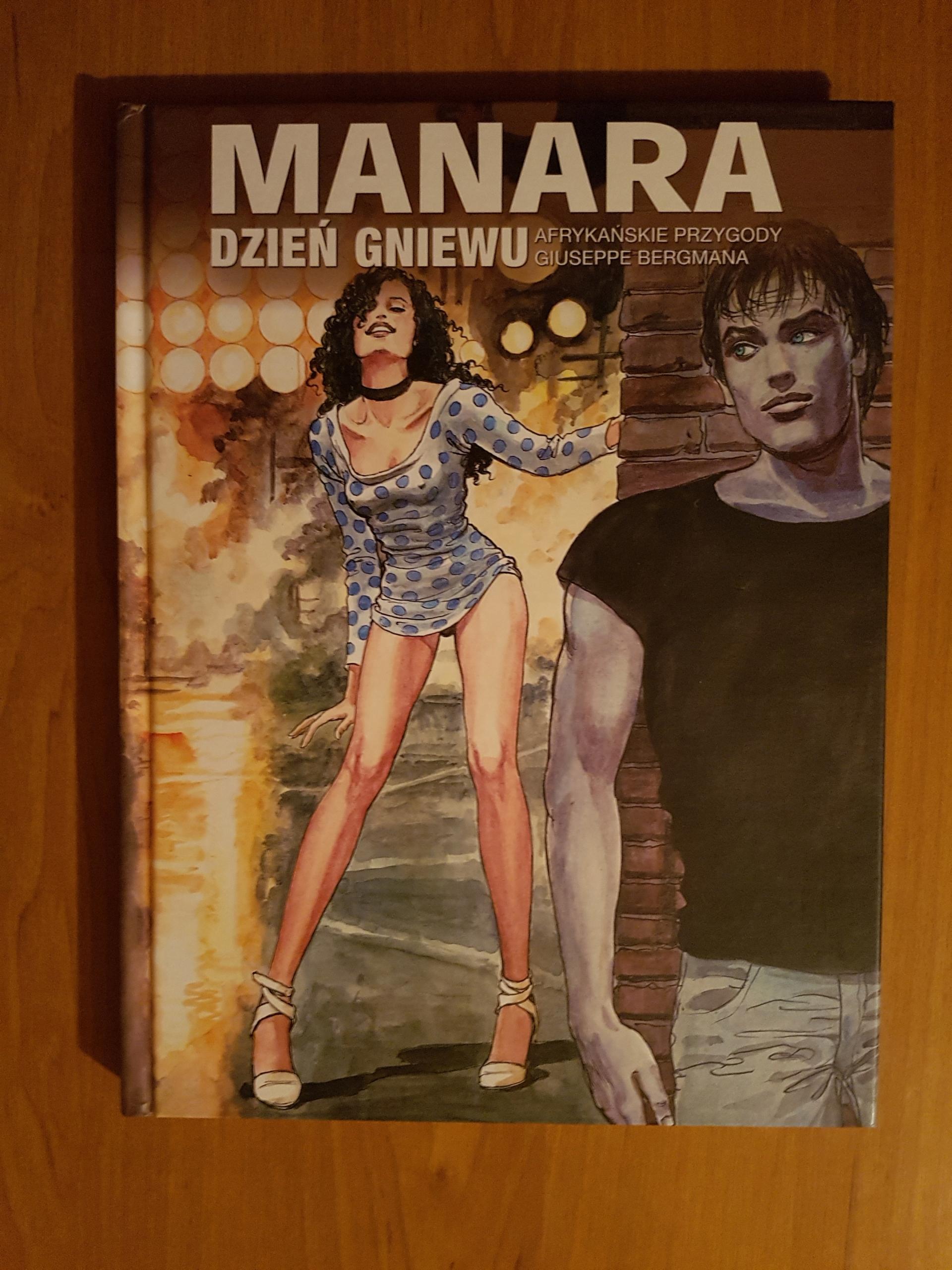 Komiks Milo Manara DZIEŃ GNIEWU wyd1 2009r !!!!!!!