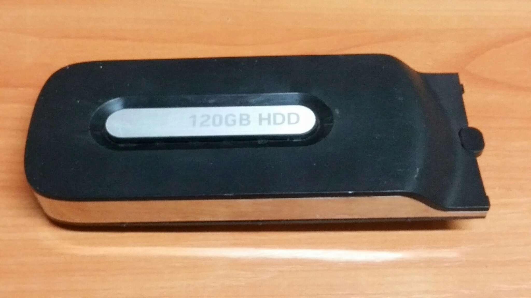 DYSK TWARDY XBOX 360 FAT 120GB - ORYGINAŁ