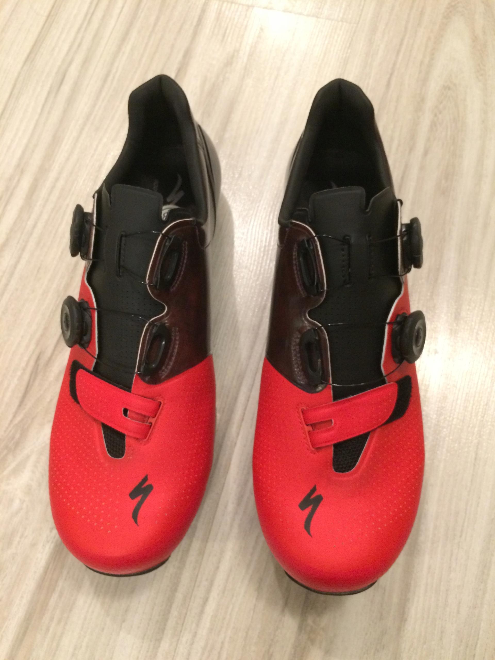 Nowe buty Specialized S-Works 6 XC rozmiar 43