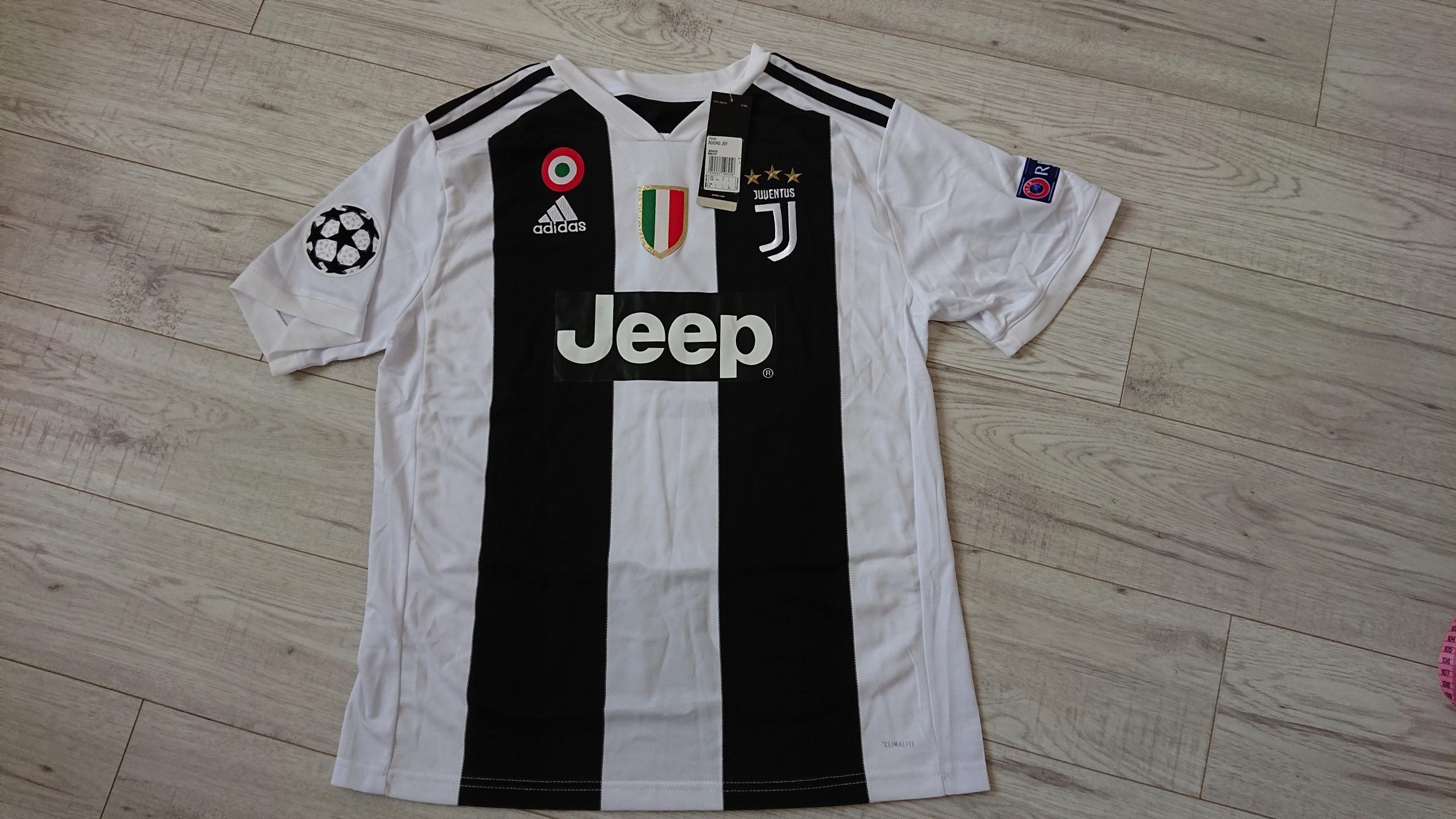 Koszulka Adidas Juventus Ronaldo Champions League