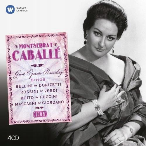 CD Caballe, Montserrat - Great Operatic Recordings