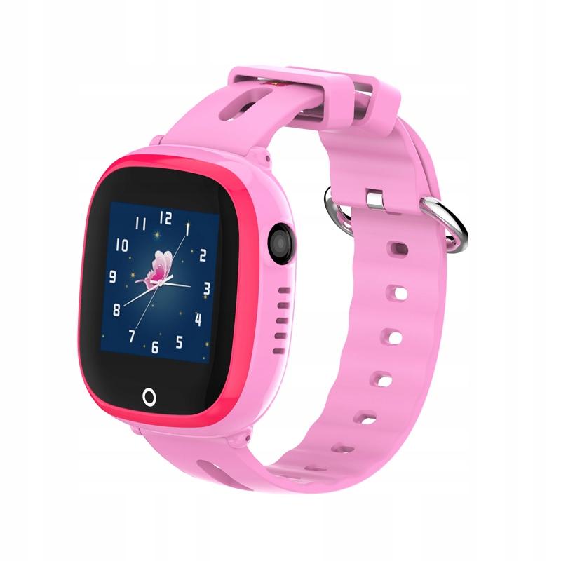 Zegarek dziecięcy LOKALIZATOR GPS dziewczynka