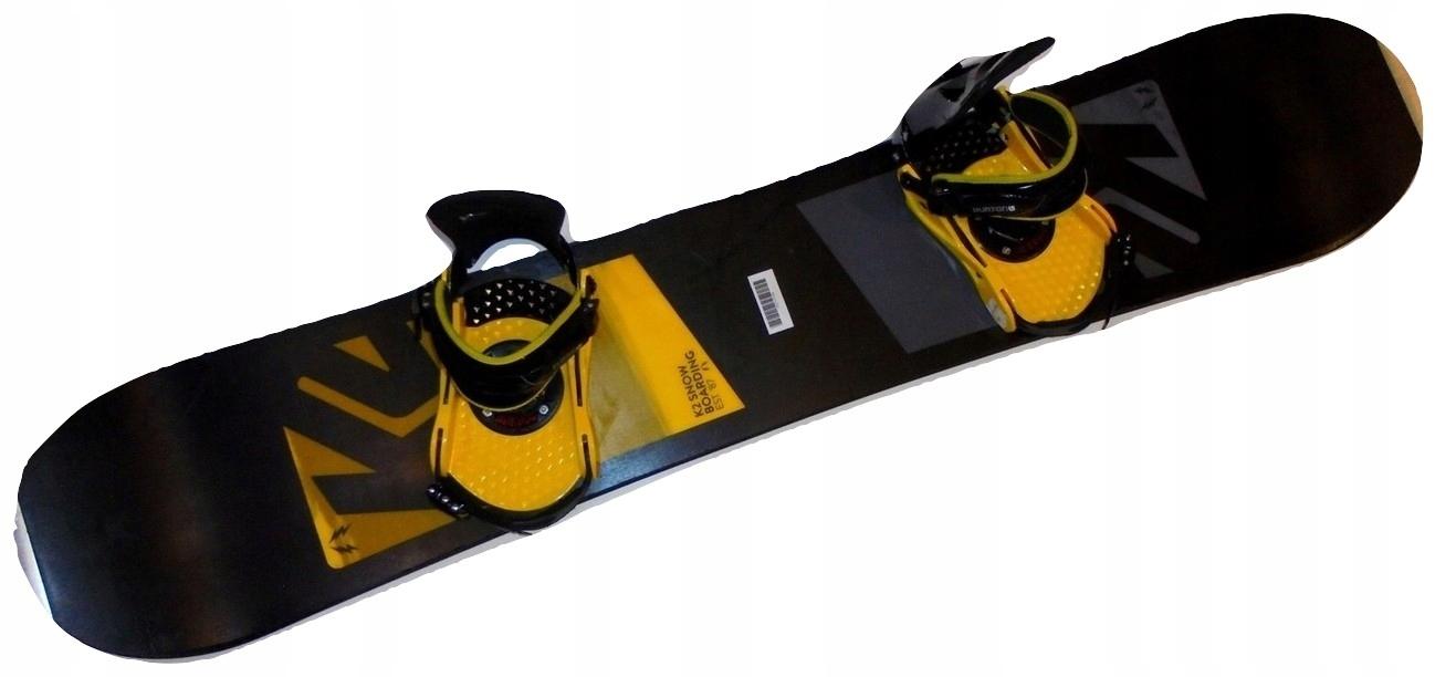 Deska Snowboardowa K2 SNOWBOARDING dł. 165 cm 2016