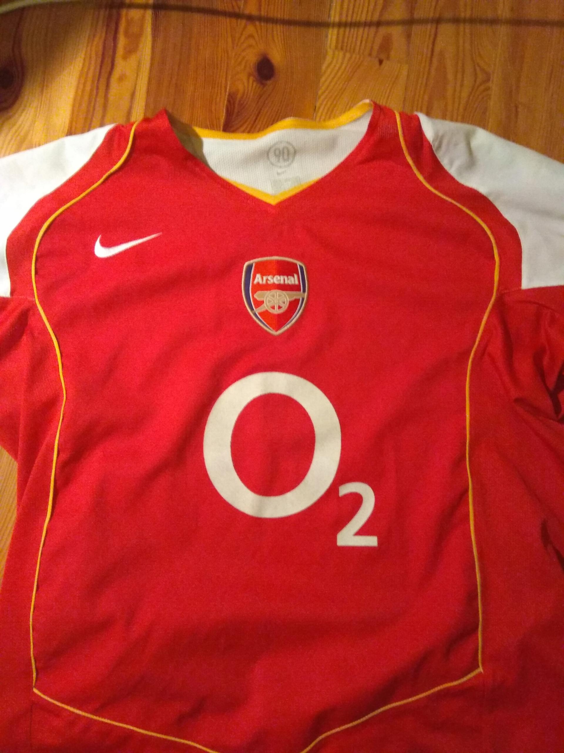 Koszulka Arsenal Londyn Nike XL 2004/05