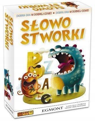 Gra - Słowostworki