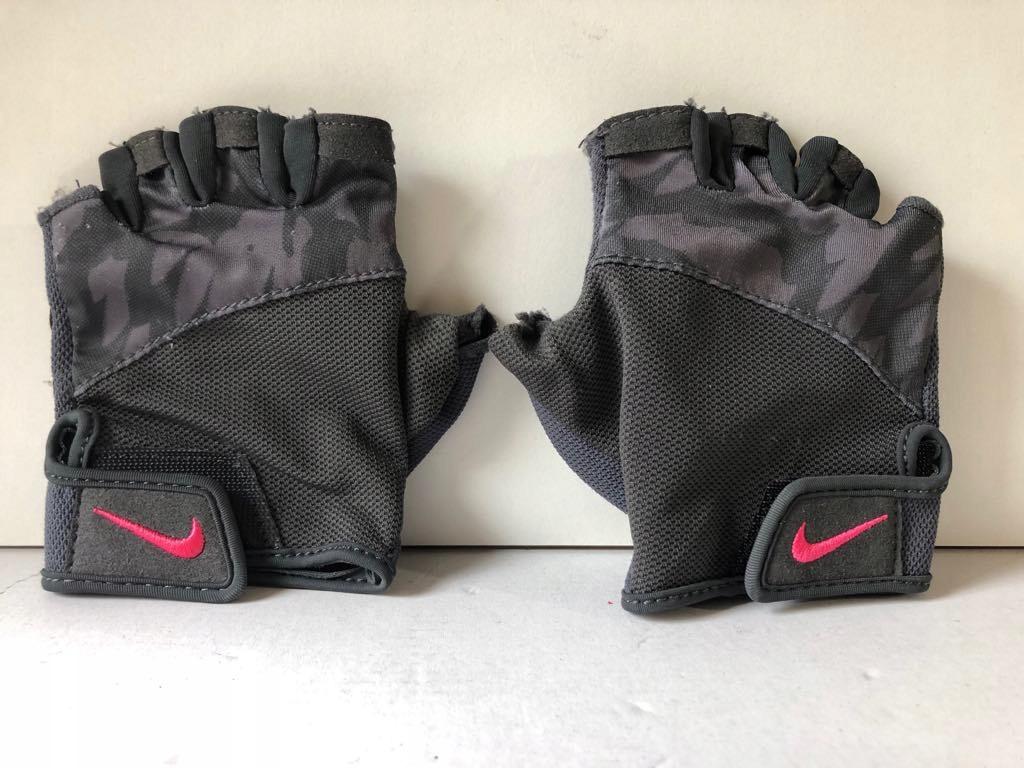 Rękawiczki sportowe damskie Nike rozm. S #A