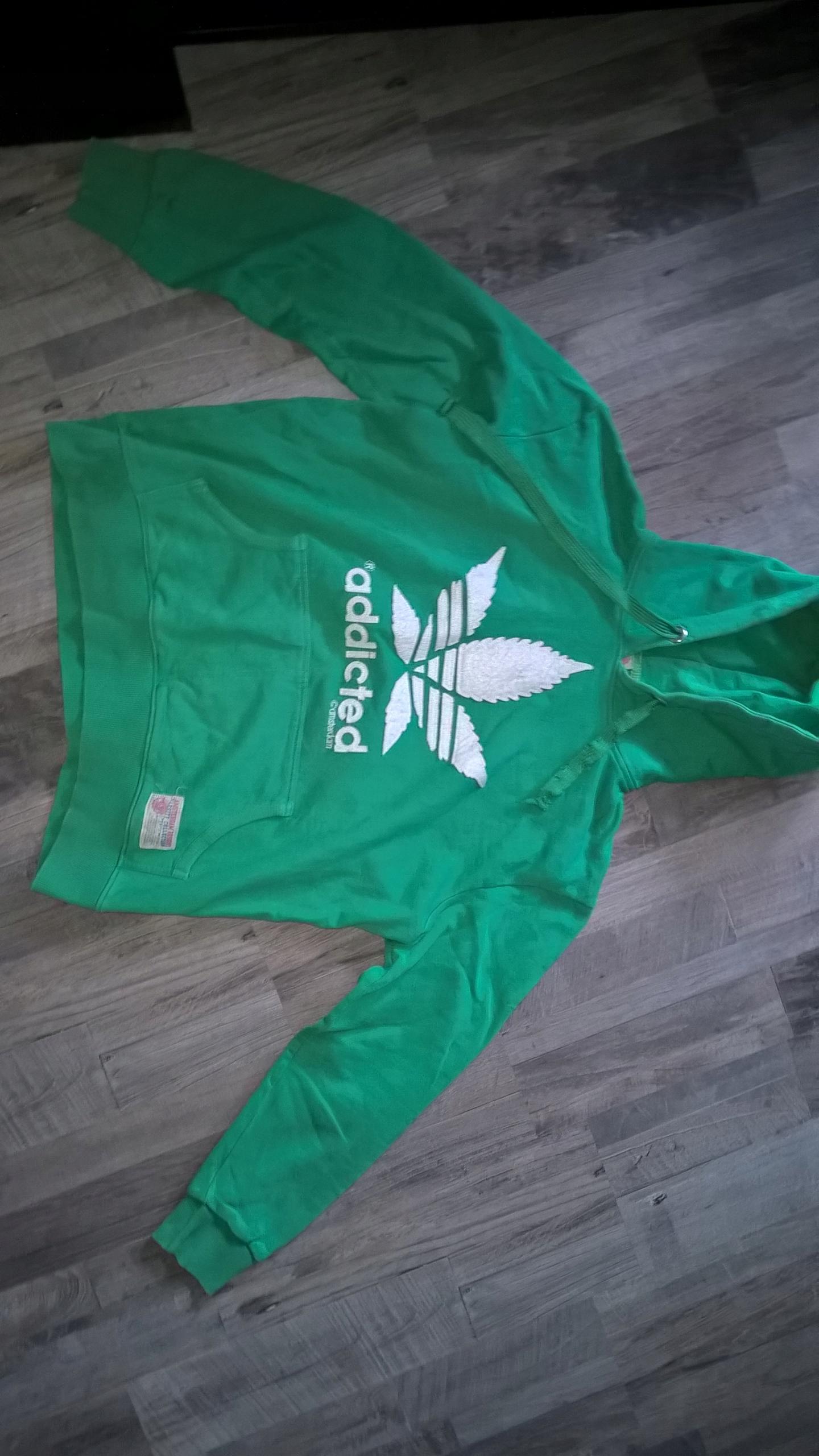 Bluza Addicted Cannabis firmy Amsterdam Designs