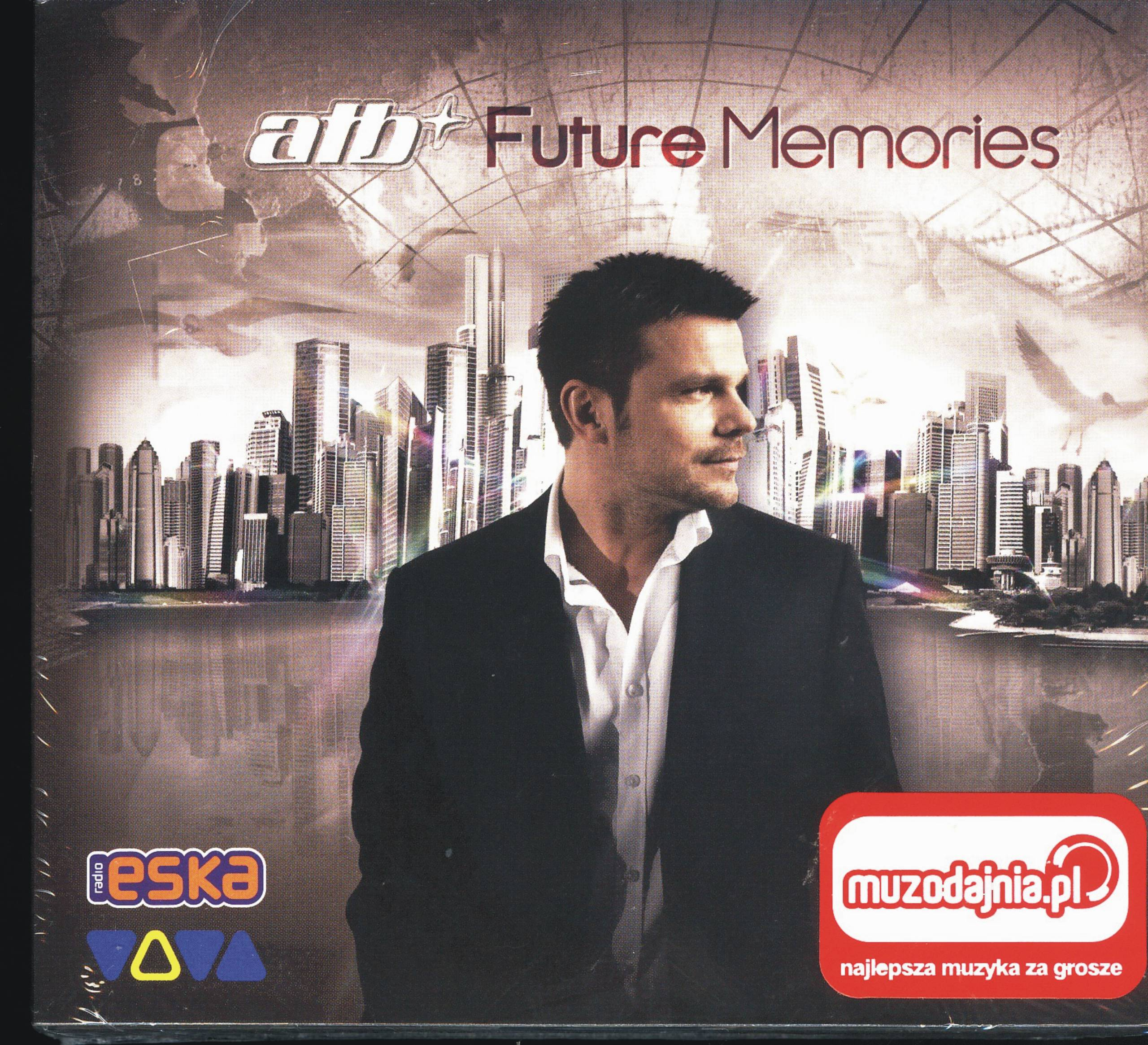 ATB - Future Memories [2CD+DVD] NA PREZENT