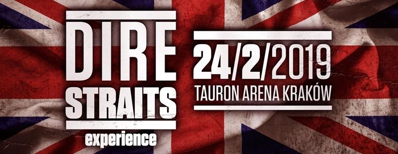 Dire Straits Experience-Kraków Arena 24.02. bilety