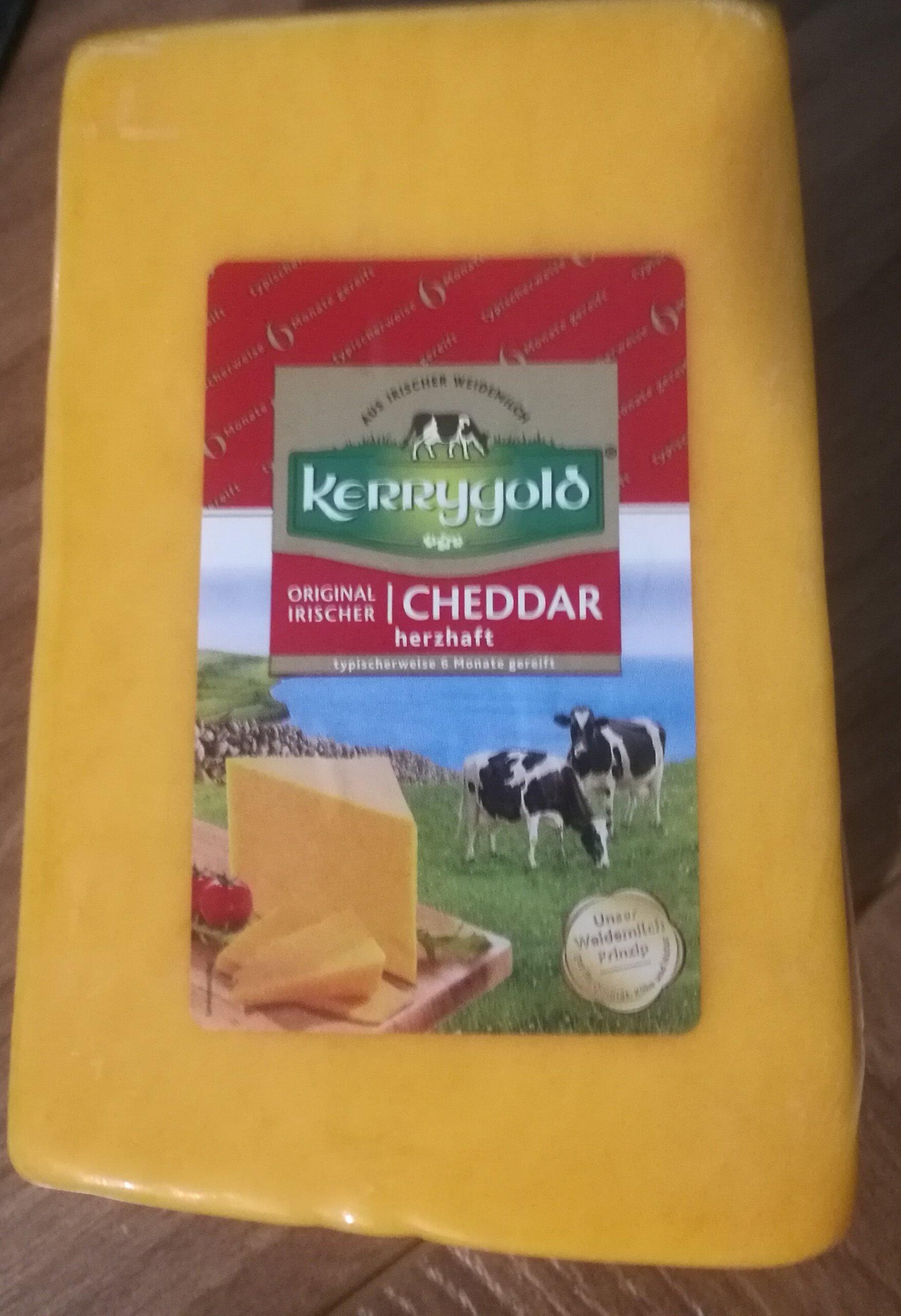 [KK] Ser Cheddar oryginalny irlandzki 990 g