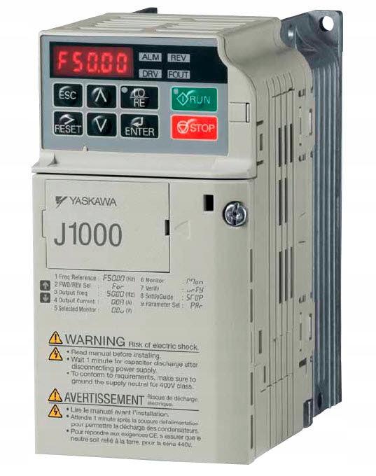 Falownik Omron J1000 0.75kW 230V