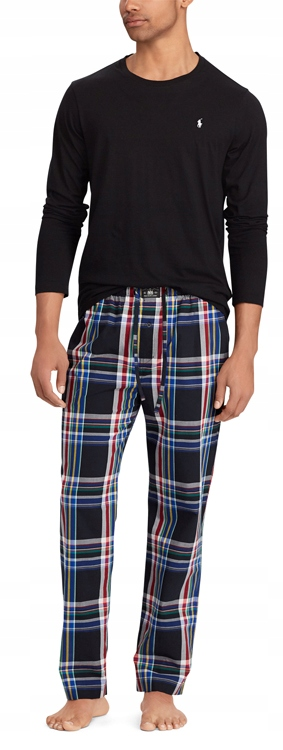 POLO Ralph Lauren piżama męska gift box NOWOŚĆ XL