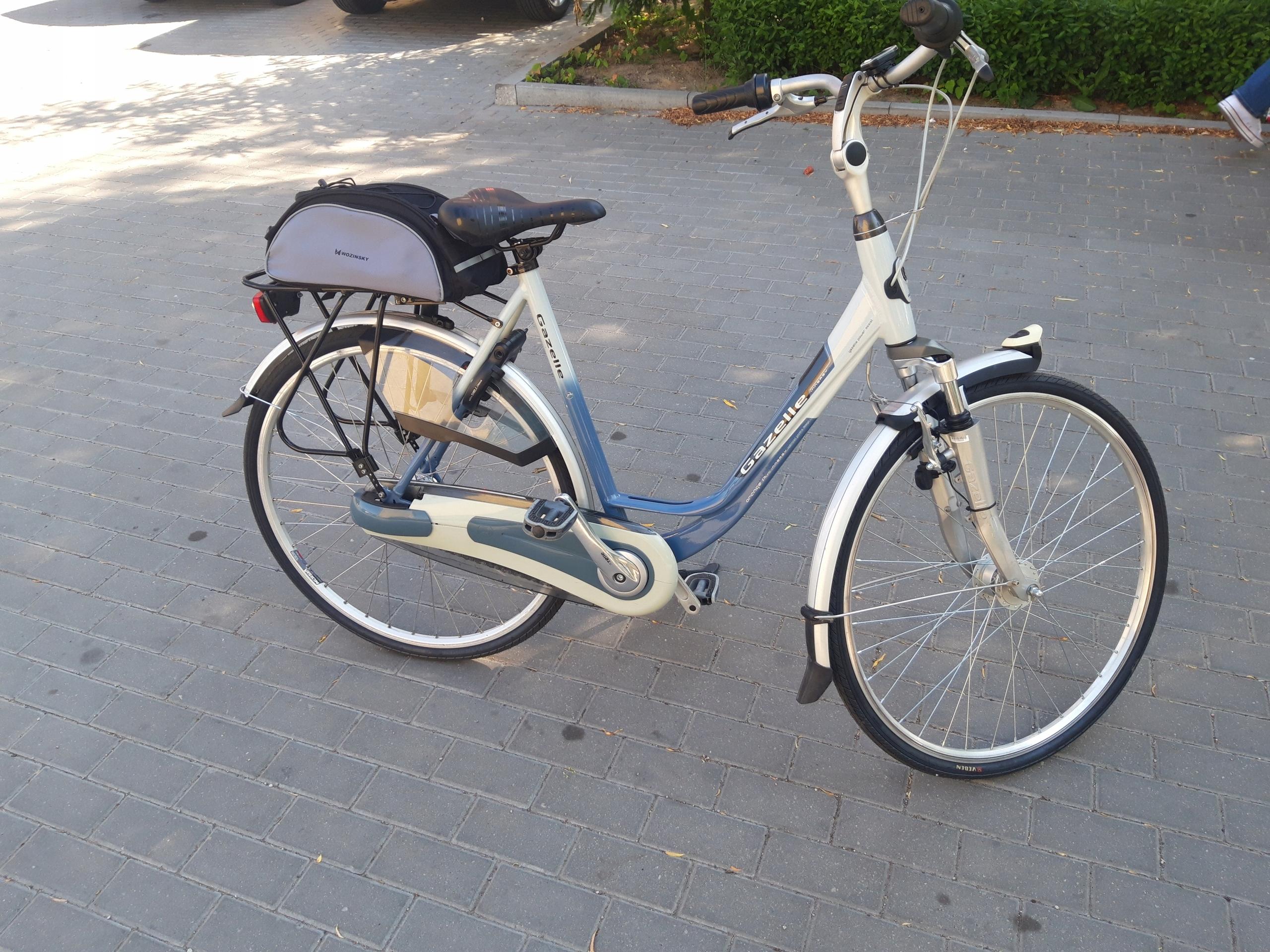 Sprzedam rower gazella stan bdb