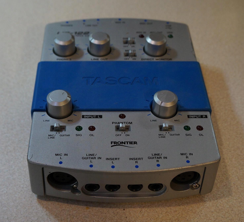 TASCAM US-122 USB