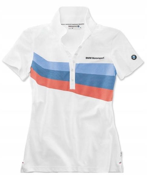 Koszulka polo BMW Motorsport damska