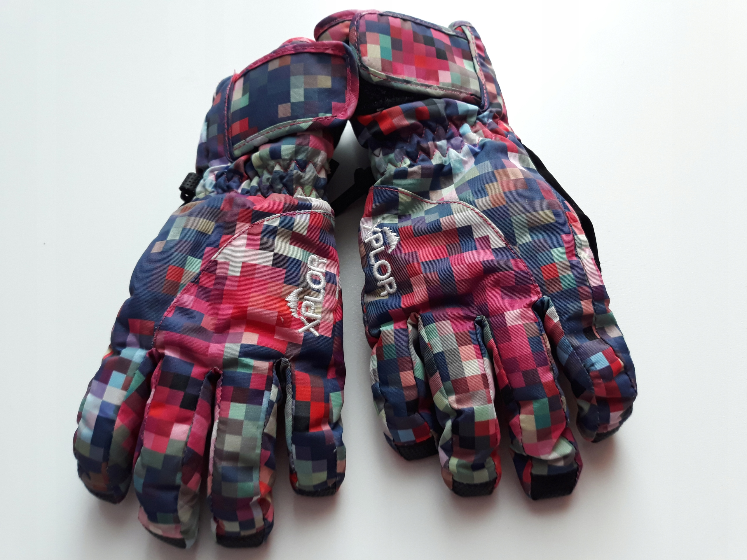 agastyl XPLOR rękawiczki 128/140