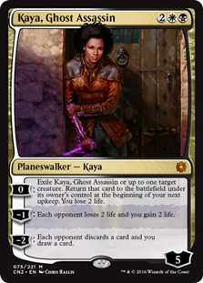Kaya, Ghost Assassin Conspiracy: Take the Crown