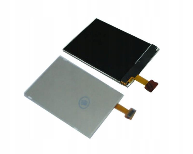 WYŚWIETLACZ LCD NOKIA 6300 3120c 6120c 6500c 7500