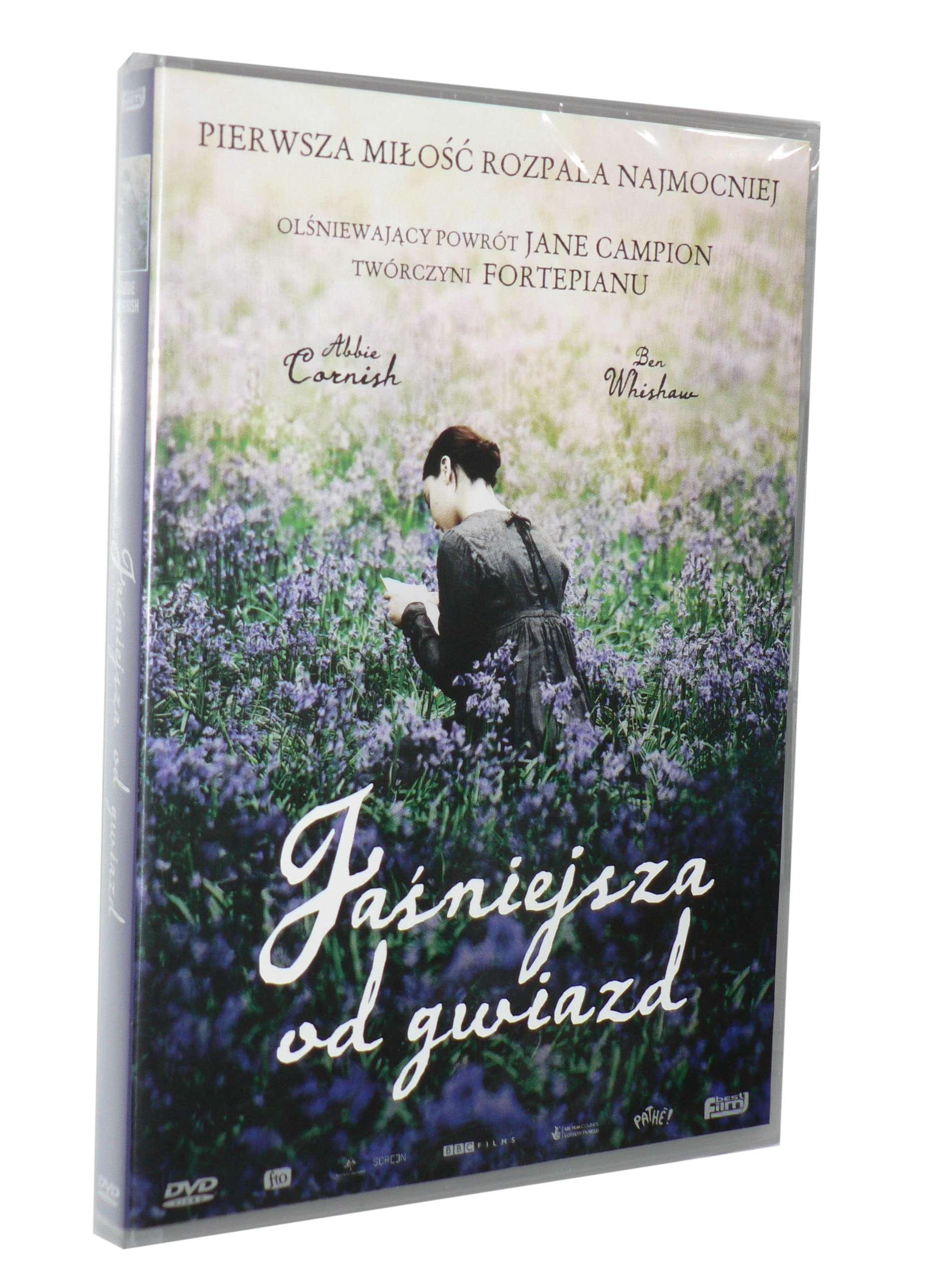 DVD - JAŚNIEJSZA OD GWIAZD (2009) - folia, lektor