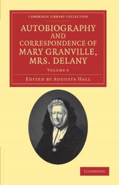 Augusta Hall Autobiography and Correspondence of M