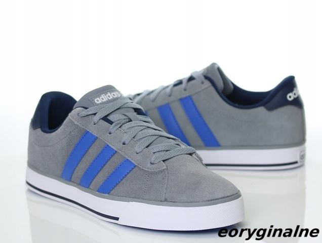 Buty męskie, sportowe Adidas Daily F98336 8100533042
