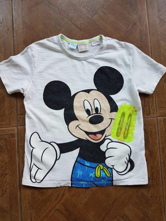 Zara t-shirt myszka mickey 104