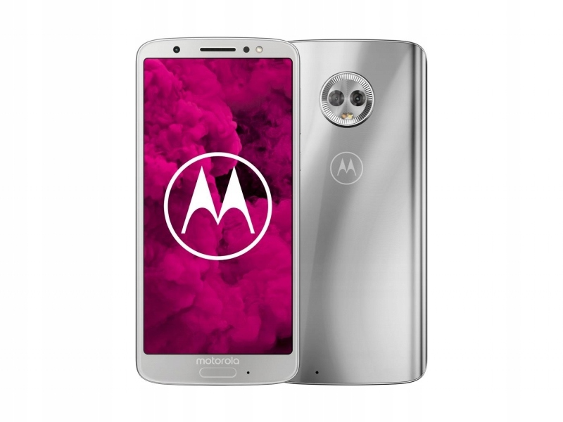 MOTOROLA MOTO G6 3/32GB DUAL SIM LTE FV23 GW24 PL