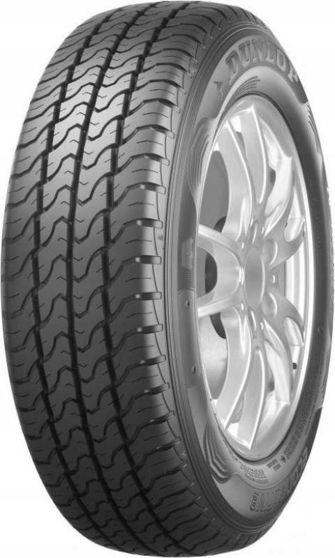 1x Dunlop Econodrive 215/60R17C 109/107 T