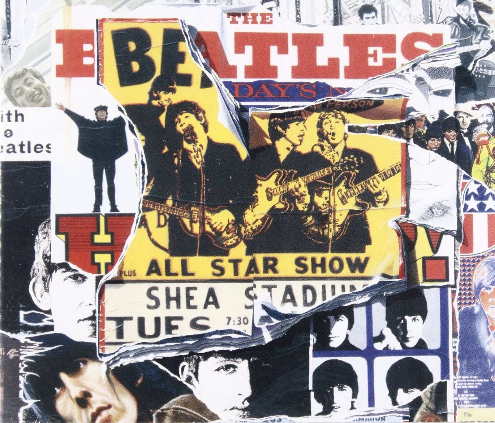 THE BEATLES: THE ANTHOLOGY - VOL. 2 [2CD]