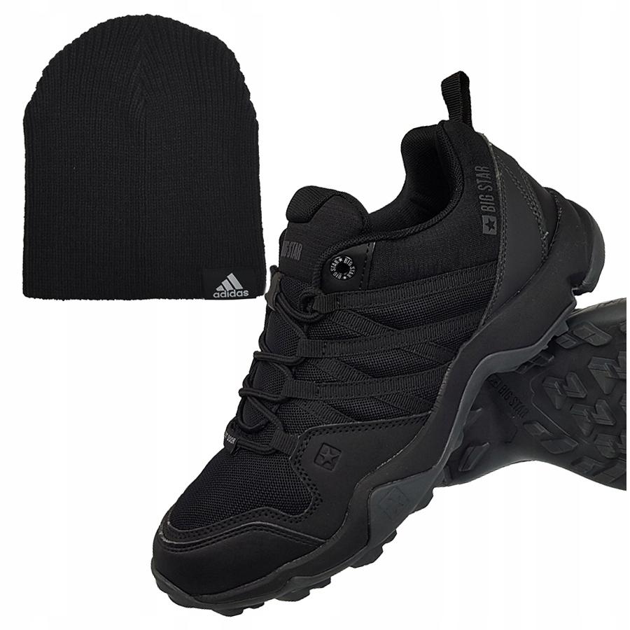 Buty Big Star EE174456 43 + czapka zimowa Adidas
