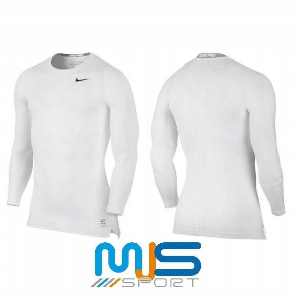 Koszulka Termoaktywna NIKE Pro - 703088/100 r.L